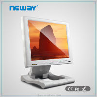 Easy monitoring long time Display 10.4 inch fashion Desktop CPU monitor