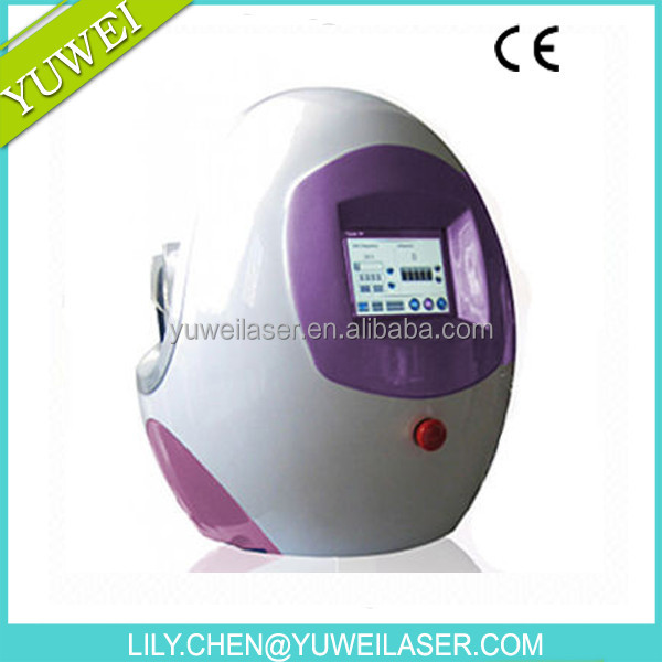 YUWEI Shock Wave Therapy 40KHz Cavitation RF Slimming Equipment