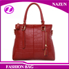 Wholesale odm&oem Famous french brand lady crocodile designer handbags made in china