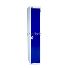 Hot Sale Single Door KD structure Different Colorful Godrej Steel cabinet Clothes Almirah locker