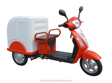 trade assurance factory customize electric 3 wheel tricycle cargo