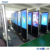 LCD indoor floor stand digital signage advertisement player supplier