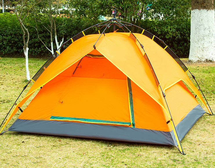 China supplier medival 6 person outdoor heated tent winter for wholesale