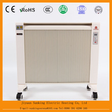 CE certified 220V 2000W freestanding portable infrared electric heater with frequency rated