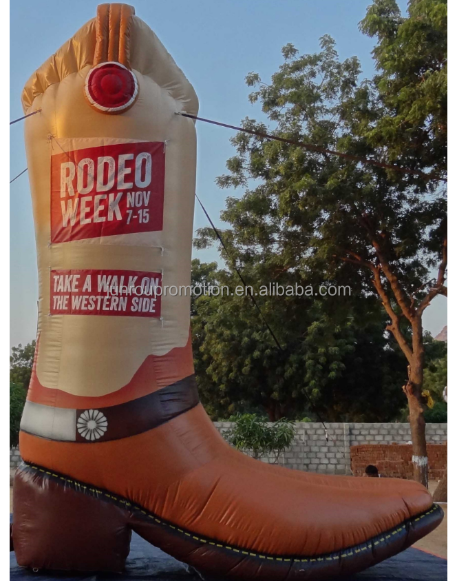giant inflatable shoe, custom inflatable replica AD-87