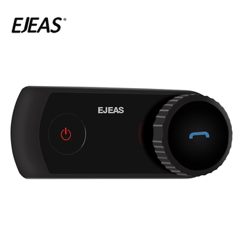 E2 Full Duplex Intercom BT Multi Interphone Group Parts Bicycle Accessories Bluetooth Headsets Motorcycle Bike To Bike System