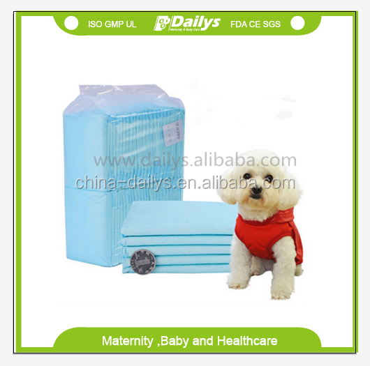 pet select pee pads training pads pad with private label