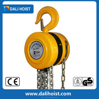 Material Lifting Electric Hoist Chain Block & Drywall And Panel Hoist