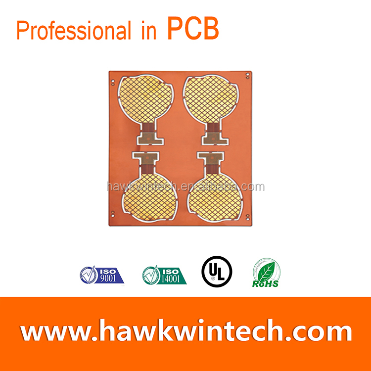 led flex pcb flexible pcb printed circuit board custom-made manufacturer