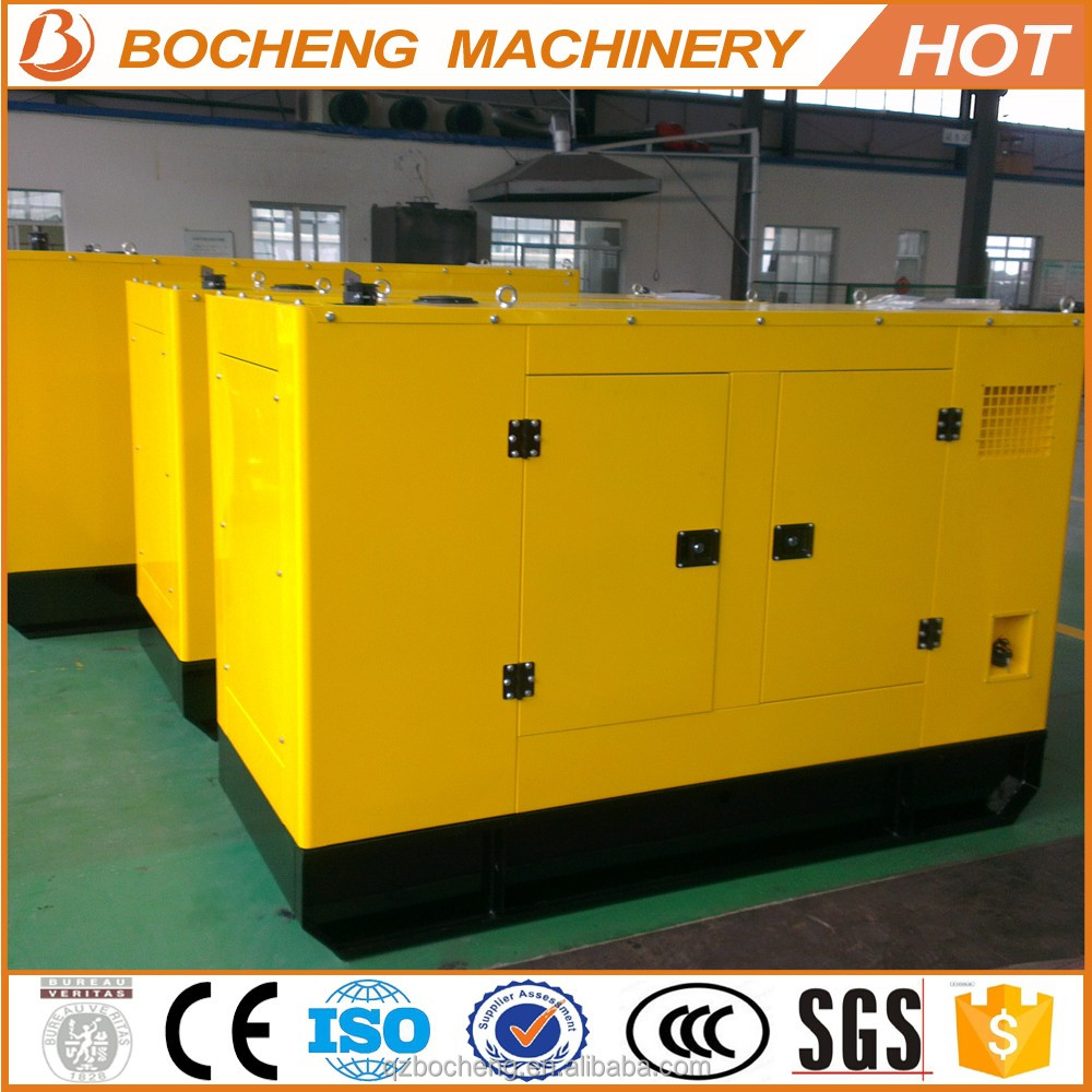 100KW diesel generator with many type