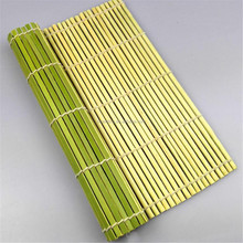 japanese green best bamboo sushi mat