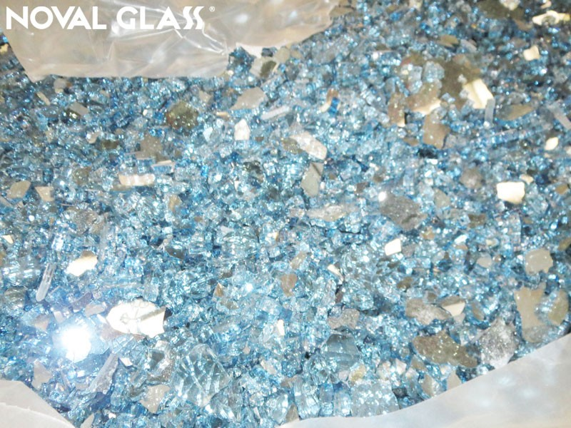China Recycled Decorative Crushed Glass Chips Buy Glass