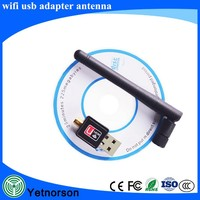 Mini 150Mbps USB WiFi Wireless Network Card 802.11 n g b LAN Adapter USB Wifi Antenna