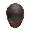 Garden Leisure Handmade Woven Rattan Chair