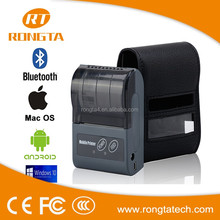 RPP-02N USB Bluetooth polaroid zip mobile prin, 58mm supermarket mini portable printer, battery power bluetooth portable printer