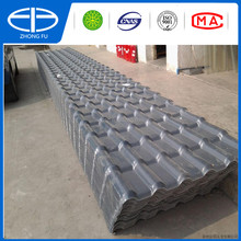 grey new building material ASA synthetic resin roof tiles,PVC roof sheets