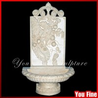 Outdoor Stone Carving Wall Fountain Outdoor Stone Fountains For Sale