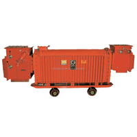 KBSGZY-200KVA Mine explosion-proof mobile substation / dry type transformer