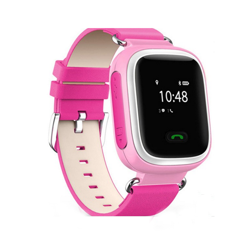 China suppliers mobile phone fitness tracker Q90 kids GPS smart watch baby