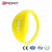 RFID Tag Price Competitive PET/ Silicone Wristbands for Mental Patient, Mentally Disabled People and Prisoners