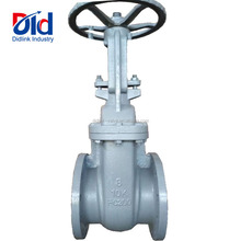 "JIS 10K 8"" Inch FC200 Rising Stem Flanged End Cast Iron Sanitary Water Bleed Gate Valve With Prices"