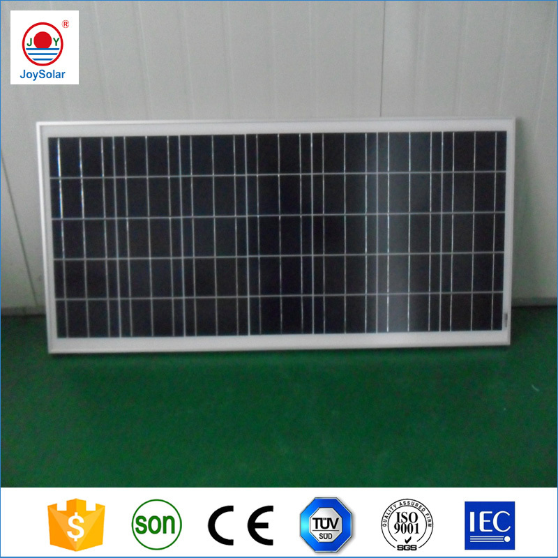 Photovoltaic Thin Film Best Price Power 100w Solar Panel