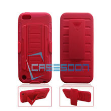 Belt Clip Holster Case for Apple iPod Touch 5
