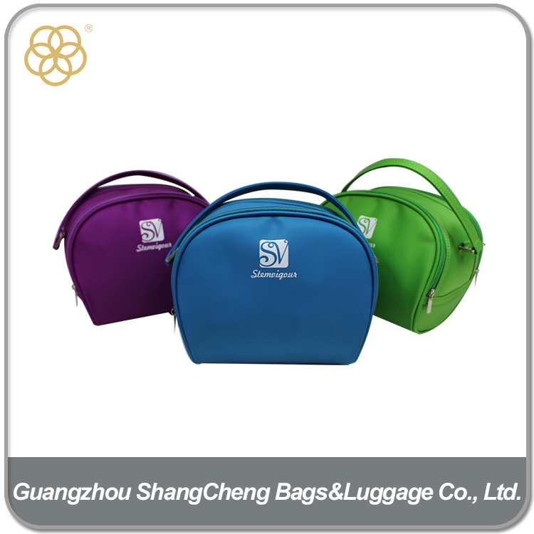 Factory Price Recyclable PVC Zip Lock Cases Cosmetic Bags