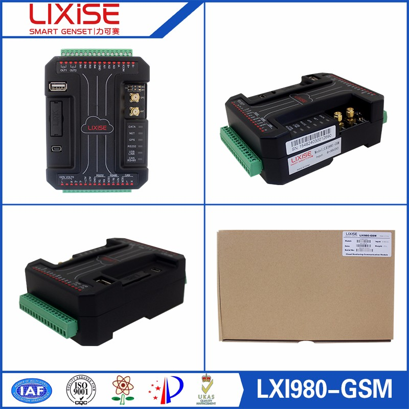 LXI980-GSM LIXiSE rs232 rs485 wireless data collector gps