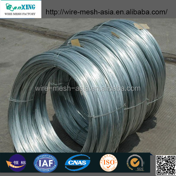 Galvanized Wire&hot dipped galvanized wire&binding wire/hot asle low price good quality 25 years factory