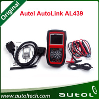 AutoLink AL439 OBDII & CAN Code Reader Scanner Turns off Check Engine Light (MIL), clears codes and resets monitors