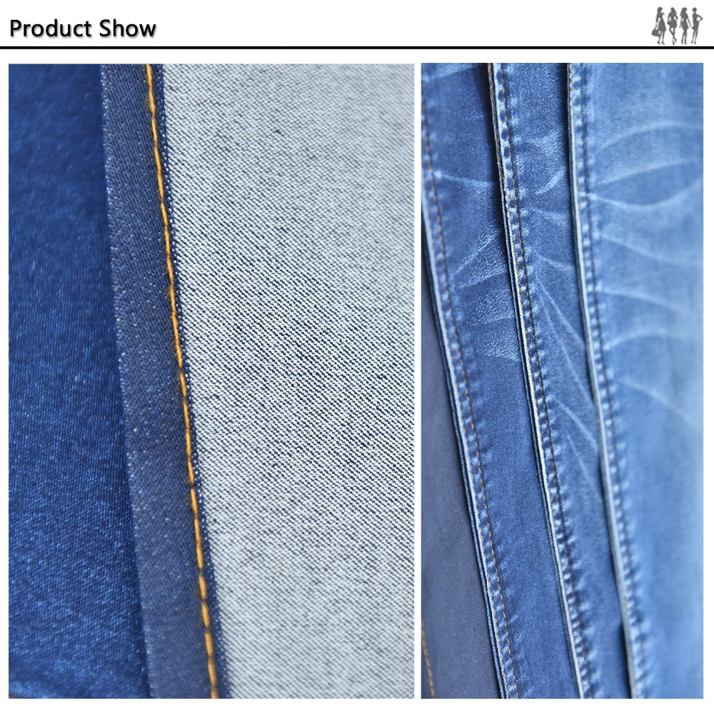 Alibaba high quality supplier newest arrived cheap cotton jeans fabric
