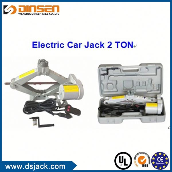 TOP10 BEST SELLING!! 2t electric car jack/tire repair auto electric tools