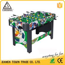 S01 CUESOUL professional soccer foosball babyfoot electric football table