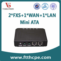 Analog Telephone Adapter ATA322/VoIP Gateway/ voip phone/voip ata