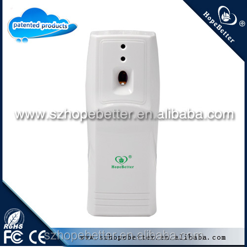 H168 D battery automatic dispenser air freshner with digital