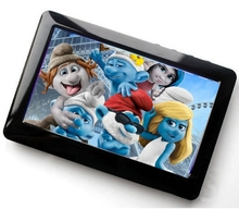 4.3 inch TFT Touch Screen 8GB MP4 MP5 Player FM Radio Video with Ebook (DW-P402)