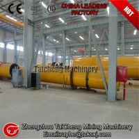 NO.1 sand mining dryer equipment with CE