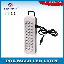 Made In China high brightness 30LED SMD rechargeable emergency led lamp