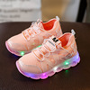 2017 Fashion Kids Sport Running Led