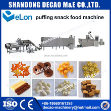 puffed cheese ball snac extruder processing machinery making line