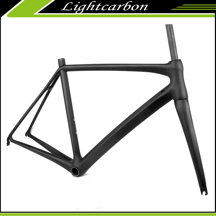 2016 LightCarbon Chinese oem 700C Full Carbon Fiber Superlight Road Bike Frame for racing LCR001-V
