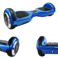 Flashlight Electric Unicycle Two Wheels Self Balancing Mini Scooter