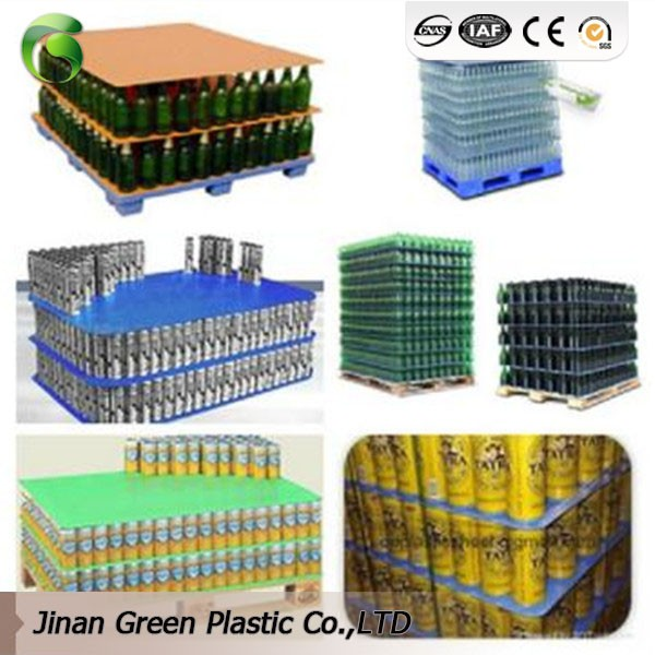 Shandong Supply Correx Sheets Corrugated Pallet PP Plastic Layer Pads