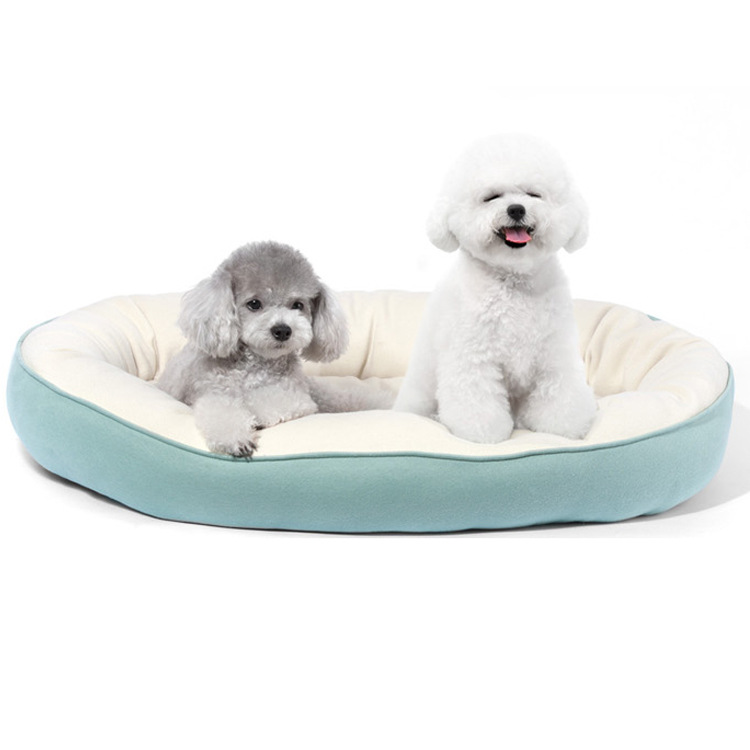 pet kennel colorful pet bed heated dog kennel