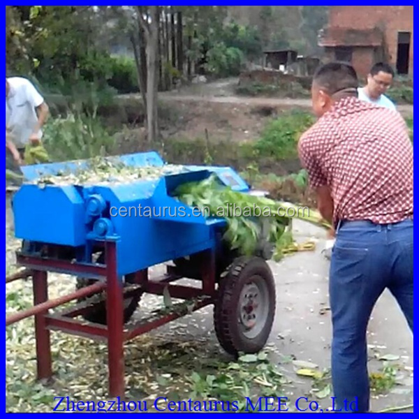 Easy to operate banana fiber extracting machine with good price and high quality