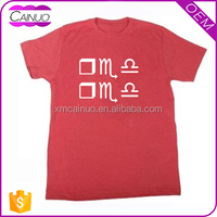 Custom american apparel t shirts manufacturers in China