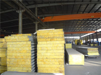 rockwool sandwich panel for wall/roof