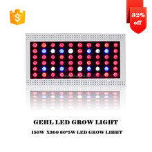 full spectrum 300w led grow lights solar panel system