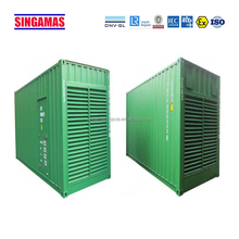 Factory direct supply 20' reefer generator container for sale
